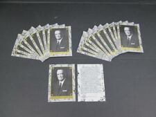 20 Wanted By FBI J Edgar Hoover SP2 Cards