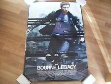 The Bourne Legacy original Cinema one sheet poster DS  FULL SIZE Jeremy Renner