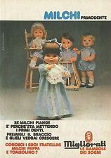X4408 Milchi Primodente - Migliorati - Pubblicità 1979 - Advertising