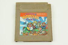 SUPER MARIO LAND 3 Wario Land GB Nintendo Gameboy Japan USED