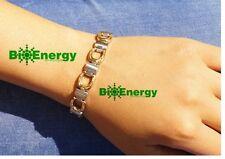 Energía magnética Potencia Pulsera Salud Bio Armband Brazalete Imán Pulsera Magneti