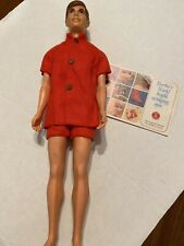Vintage Barbie Ken  #1111 TALKING KEN doll with original outfit - Mexico. Mute