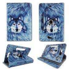 """Husky Wolf For Acer Iconia 10.110"""" Tablet Case Cover Fashion Pu Leather"""