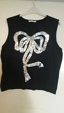 Pullover sequin size 10/12