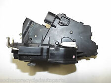 BMW 318i E46 2001 POWER DOOR LOCK ACTUATOR LEFT HAND REAR CABLE TYPE + WARRANTY