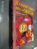 GG LIBRO: IL GRANDE LIBRO DELLA GRECIA MONDADORI – GIORGIO P.PANINI 1987