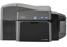Fargo DTC1250e Double Sided ID Badge PVC Card Printer (New 2-Year Warranty)