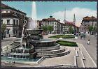 AA4054 Modena - Città - Largo Garibaldi e Fontana monumentale - Postcard