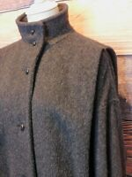 Vintage Ashley Scott Wool Coat Sz XL