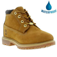 Timberland Nellie Womens Ladies Waterproof Wheat Wide Fit Chukka Ankle Boots