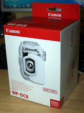 Canon WP-DC8 Underwater WaterProof Case A630 A640 NEW