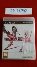 FINAL FANTASY 13-2 XIII-2 PS3 SONY NEUF SOUS BLISTER VERSION FRANCAISE