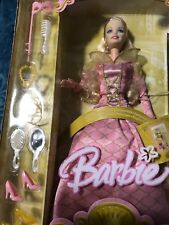 Barbie Carnivale Ball Masquerade Princess Cinderella Doll NEW 2005 Pink Dress