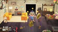 ACNH Animal Crossing New Horizons All Golden Tools Plus Gift Cheap And Fast