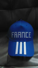 New France Soccer Adidas  Mens Womens Hat Cap New NWT Adjustable