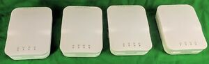 Four Used OpenMesh OM2P-HSv2 TESTED Access Points for Cloudtrax Unlocked