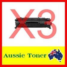 3x HP 05X (CE505X) HY toner cartridge for HP Laserjet P2055 P2055D P2055DN