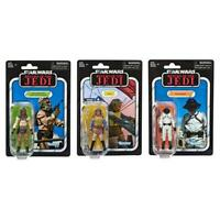 "Star Wars The Vintage Collection 3.75"" RotJ Tatooine Skiff Guards 3 Pack Vedain"