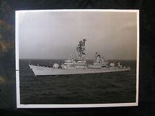 Vintage US Navy 8 x 10 Press Photo HMAS Hobart D-39 1966 879