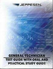 Jeppesen A&P Technician General Guide & Practical Study Guide 10002000
