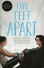 Five Feet Apart by Rachael Lippincott ''New''  1471185095 Paperback Book