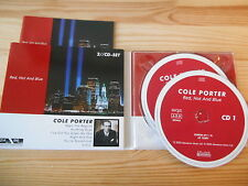 CD Jazz Cole porter-red, Hot and Blue 2cd (41) chanson membrane