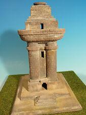 1:87 / 1:100:  Bismarckturm in Sandstein. 3D-Druck. Einzelstück.