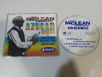 EDDY MCLEAN Y MERENSALSA AZUCAR REMIXES DAVID FERRERO MAXI 4 TRACKS - CD