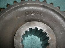 John Deere  A-60-620-630 Transmission gears, 4th and 6th
