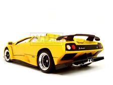 LAMBORGHINI DIABLO GT YELLOW 1:18 DIECAST MODEL BY MOTORMAX 73168
