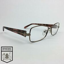 NEW GIVENCHY eyeglass WIRE RECTANGLE frame Authentic MOD: VGV 468
