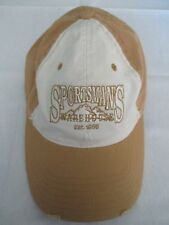 Sportsmans Warehouse Est. 1986 Brown Adjustable Baseball Golf Cap Hat With Tags