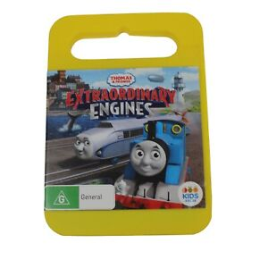 Thomas and Friends Extraordinary Engines G ABC  Kids Childrens 2018 Carry Case G