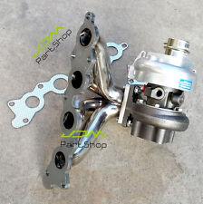 Suzuki Swift GTi G13B Turbo exhaust manifold + bolt on t25 28 turbocharger 4K