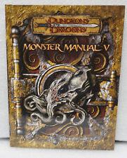 monster manual v ebay rh ebay ca monster manual v review monster manual vs volos guide to monsters