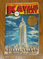 The Amazing Adventures of Kavalier and Clay by Michael Chabon (2001, PB)