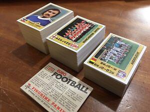 """CERCO SCAMBIO figurine Calciatori Panini Eurofootball 1976 77 76/77 """"PERFETTE"""""""