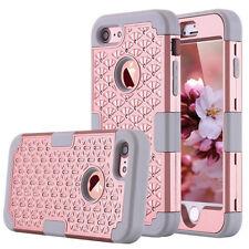 Full Diamond Bling Sparkle Hybrid Shockproof Case Cover For iPhone 6s 7 Plus Bag