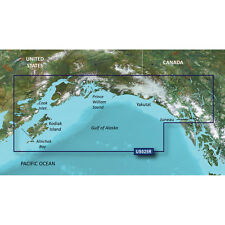 GARMIN VUS025R G2 VISION ANCHORAGE TO JUNEAU Model 010-C0726-00