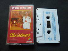RICHARD CLAYDERMAN CHRISTMAS RARE AUSTRALIAN CASSETTE TAPE!