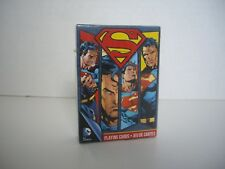 DC Comics Superman Playing Cards, 52 Images of the Man of Steel