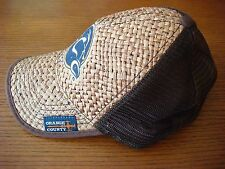 Orange County Choppers - Wicker & Mesh Ball Cap/Trucker Hat -Adjustable Snapback