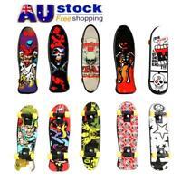 AU 10pcs Mini Finger Board Skateboard Toys Tech Deck Children Kid Skate Movement