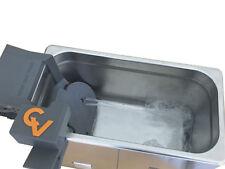 CleanerVinyl Micron 6 L (Orange): Filtration for Ultrasonic Vinyl Record Cleaner