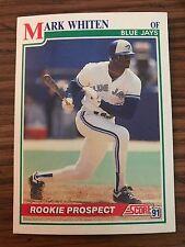 1991 Score Rookie Prospect Mark Witen Toronto Blue Jays 358