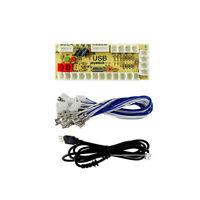 Quimat Zero Delay Arcade Encodeur USB Quimat PC to Joystick Pour mame