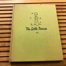 THE LITTLE PRINCE, Antoine de Saint Exupery,(1943), Reynal, 1ST/4TH