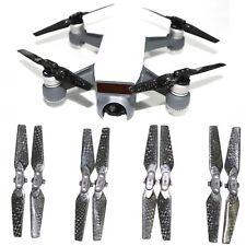 2X 4730F Carbon Fiber Propeller CW CCW Elica Prop Blade Per DJI Spark RC Drone