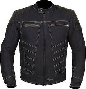 Weise Fury Motorcycle Jacket, Blue/Black, FREE P&P