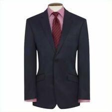 Cappotti e giacche da uomo blu lana